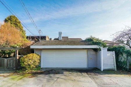 R2420192 - 1360 BEACH GROVE ROAD, Beach Grove, Delta, BC - House/Single Family