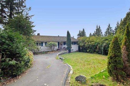 R2420203 - 3870 WESTRIDGE AVENUE, Bayridge, West Vancouver, BC - House/Single Family