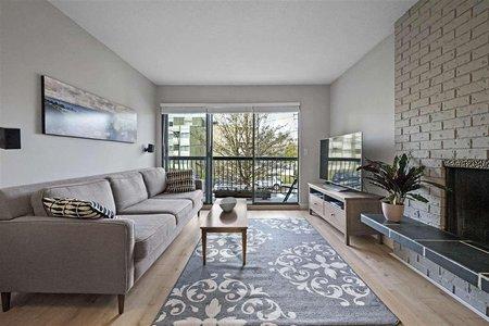 R2420268 - 202 1334 W 73RD AVENUE, Marpole, Vancouver, BC - Apartment Unit