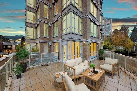 R2420330 - 202 2580 TOLMIE STREET, Point Grey, Vancouver, BC - Apartment Unit
