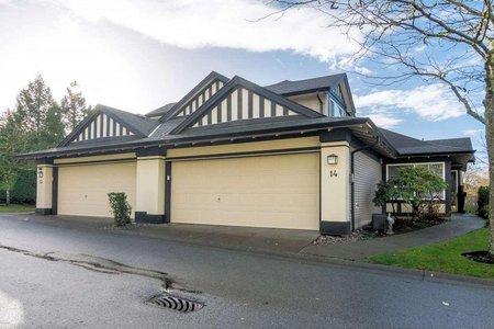 R2420779 - 14 17917 68 AVENUE, Cloverdale BC, Surrey, BC - Townhouse
