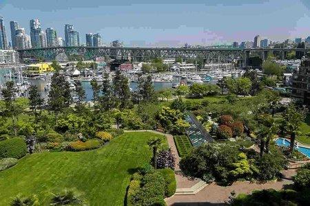 R2420861 - 706 1470 PENNYFARTHING DRIVE, False Creek, Vancouver, BC - Apartment Unit
