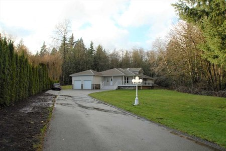R2420942 - 7455 253 STREET, County Line Glen Valley, Langley, BC - House with Acreage