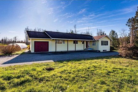 R2420967 - 4652 BRADNER ROAD, Bradner, Abbotsford, BC - House with Acreage