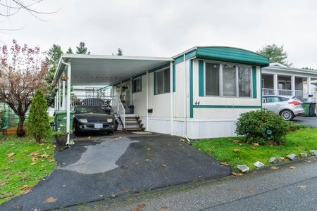 R2421248 - 44 8220 KING GEORGE BOULEVARD, Bear Creek Green Timbers, Surrey, BC - Manufactured