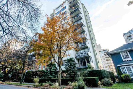 R2421348 - 203 1534 HARWOOD STREET, West End VW, Vancouver, BC - Apartment Unit