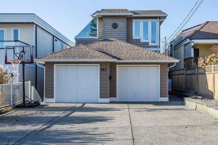R2421809 - 967 STEVENS STREET, White Rock, White Rock, BC - House/Single Family