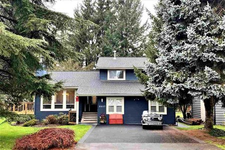R2421812 - 8807 GAY STREET, Fort Langley, Langley, BC - House/Single Family