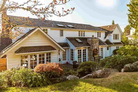 R2421900 - 641 BARNHAM ROAD, British Properties, West Vancouver, BC - House/Single Family