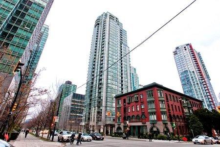R2421903 - 906 1239 W GEORGIA STREET, Downtown VW, Vancouver, BC - Apartment Unit