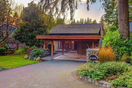 R2422054 - 2409 PHILIP AVENUE, Pemberton Heights, North Vancouver, BC - House/Single Family
