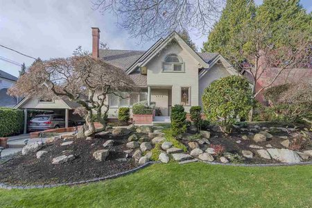 R2422134 - 5819 WALLACE STREET, Southlands, Vancouver, BC - House/Single Family