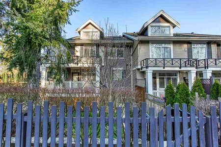R2422314 - 1 14377 60 AVENUE, Sullivan Station, Surrey, BC - Townhouse