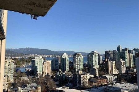 R2422373 - 2102 1816 HARO STREET, West End VW, Vancouver, BC - Apartment Unit
