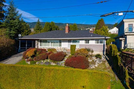 R2422500 - 1525 KINGS AVENUE, Ambleside, West Vancouver, BC - House/Single Family
