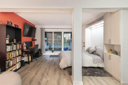 R2422833 - 107 1655 NELSON STREET, West End VW, Vancouver, BC - Apartment Unit