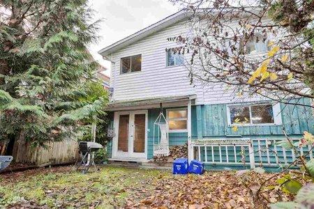 R2422860 - 1654 MCGUIRE AVENUE, Pemberton NV, North Vancouver, BC - House/Single Family
