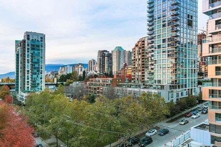 R2422940 - 1010 1500 HOWE STREET, Yaletown, Vancouver, BC - Apartment Unit