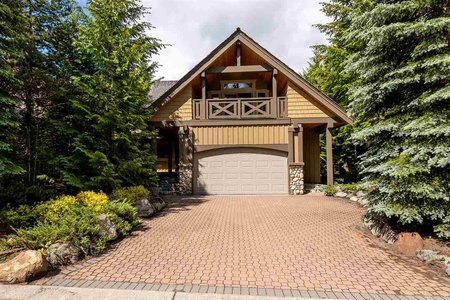 R2423203 - 8115 MUIRFIELD CRESCENT, Green Lake Estates, Whistler, BC - House/Single Family