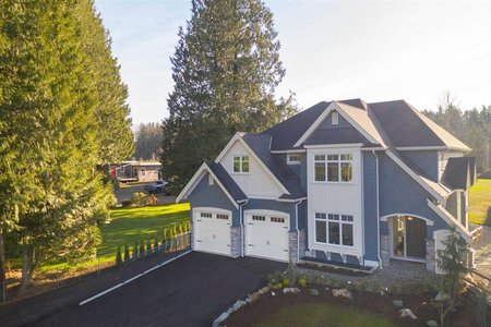 R2423322 - 23354 34A AVENUE, Campbell Valley, Langley, BC - House with Acreage