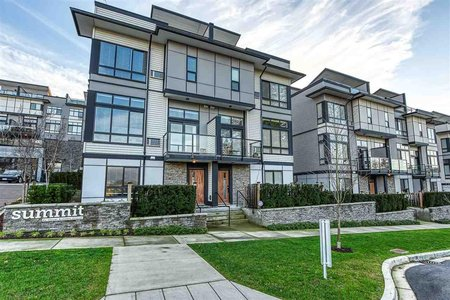 R2423344 - 73 14058 61 AVENUE, Sullivan Station, Surrey, BC - Townhouse
