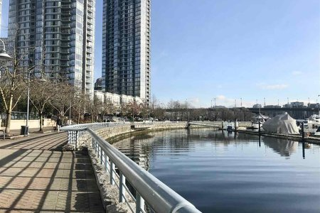 R2423469 - 1605 198 AQUARIUS MEWS, Yaletown, Vancouver, BC - Apartment Unit