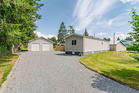 R2423531 - 23839 40 AVENUE, Campbell Valley, Langley, BC - Manufactured with Land