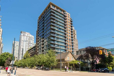 R2423793 - 508 1088 RICHARDS STREET, Yaletown, Vancouver, BC - Apartment Unit