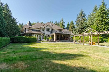 R2423827 - 26261 64B AVENUE, County Line Glen Valley, Langley, BC - House with Acreage