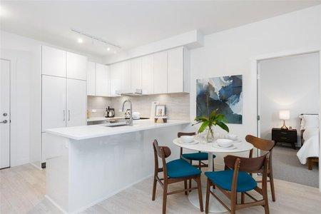 R2423840 - 408 711 W 14TH STREET, Mosquito Creek, North Vancouver, BC - Apartment Unit