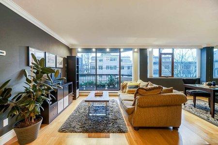 R2424832 - 202 2445 W 3RD AVENUE, Kitsilano, Vancouver, BC - Apartment Unit
