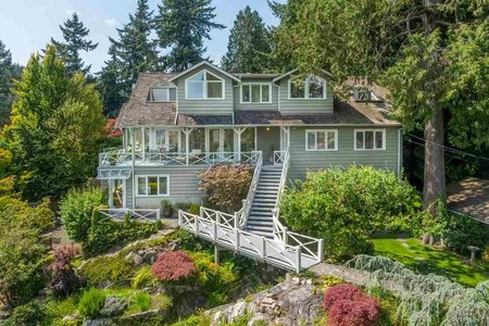 R2424975 - 4735 HIGHWAY, Olde Caulfeild, West Vancouver, BC - House/Single Family