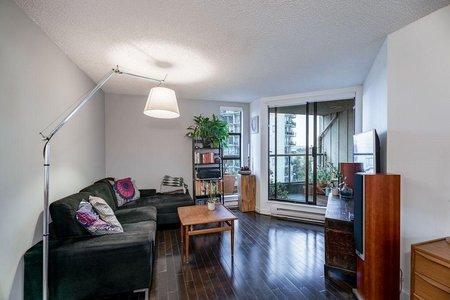 R2425185 - 604 1040 PACIFIC STREET, West End VW, Vancouver, BC - Apartment Unit