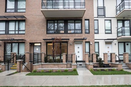 R2425410 - 497 W 29TH AVENUE, South Cambie, Vancouver, BC - Townhouse