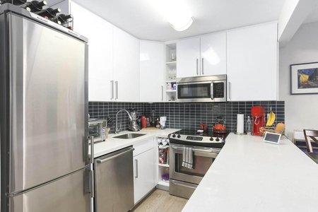 R2426183 - 404 1875 W 8TH AVENUE, Kitsilano, Vancouver, BC - Apartment Unit