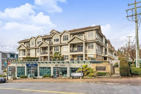 R2426299 - 407 15621 MARINE DRIVE, White Rock, White Rock, BC - Apartment Unit