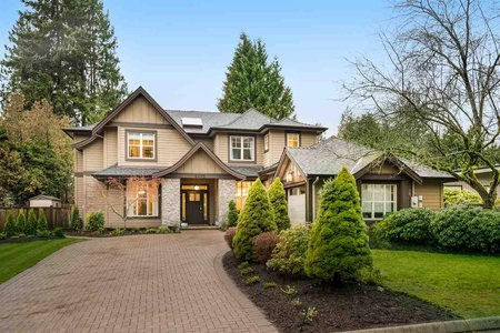 R2426312 - 4435 SYCAMORE ROAD, Canyon Heights NV, North Vancouver, BC - House/Single Family