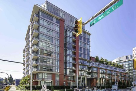 R2426539 - 510 38 W 1ST AVENUE, False Creek, Vancouver, BC - Apartment Unit