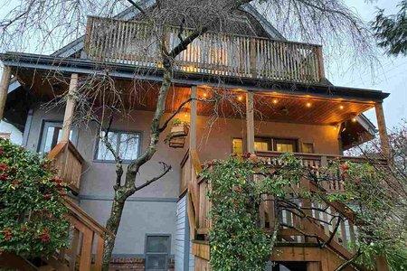 R2426821 - 1920 TRAFALGAR STREET, Kitsilano, Vancouver, BC - Townhouse