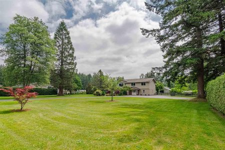R2426952 - 25218 58 AVENUE, Salmon River, Langley, BC - House with Acreage