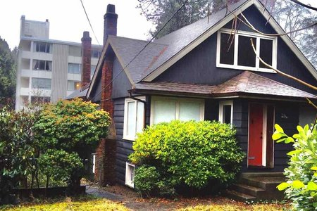 R2427008 - 1788 FULTON AVENUE, Ambleside, West Vancouver, BC - House/Single Family