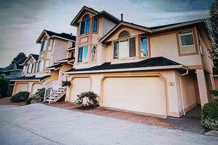 R2427128 - 4 11952 64 AVENUE, Sunshine Hills Woods, Delta, BC - Townhouse