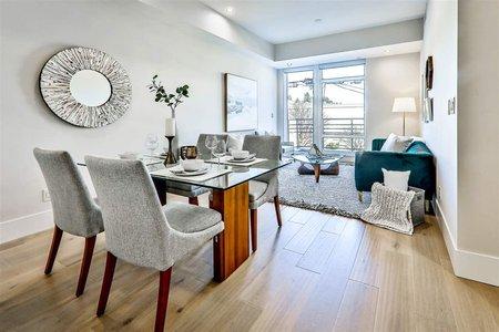 R2427154 - 205 1591 BOWSER AVENUE, Norgate, North Vancouver, BC - Apartment Unit