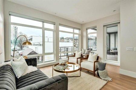 R2427165 - 206 1591 BOWSER AVENUE, Norgate, North Vancouver, BC - Apartment Unit