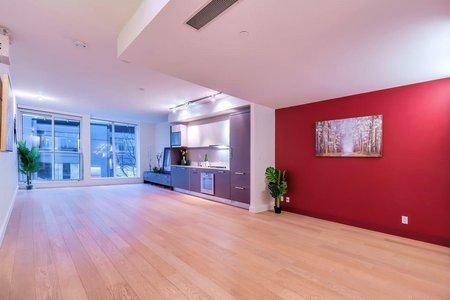 R2427621 - 201 1477 W PENDER STREET, Coal Harbour, Vancouver, BC - Apartment Unit