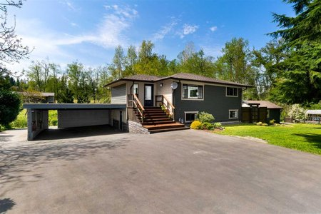 R2427627 - 6471 267 STREET, County Line Glen Valley, Langley, BC - House with Acreage