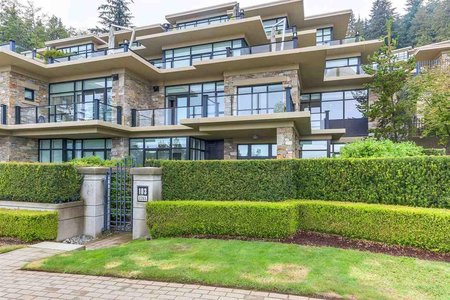 R2427721 - 103 2285 TWIN CREEK PLACE, Whitby Estates, West Vancouver, BC - Townhouse