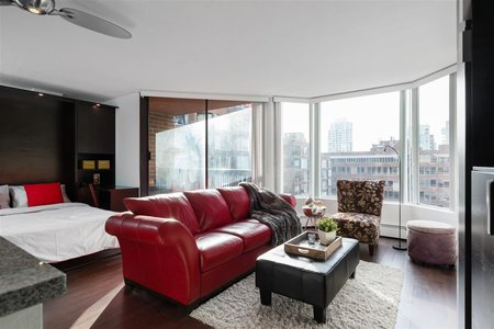 R2427923 - 613 950 DRAKE STREET, Downtown VW, Vancouver, BC - Apartment Unit