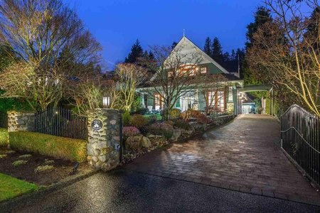 R2428005 - 2877 BELLEVUE AVENUE, Altamont, West Vancouver, BC - House/Single Family