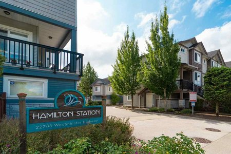 R2428081 - 14 22788 WESTMINSTER HIGHWAY, Hamilton RI, Richmond, BC - Townhouse